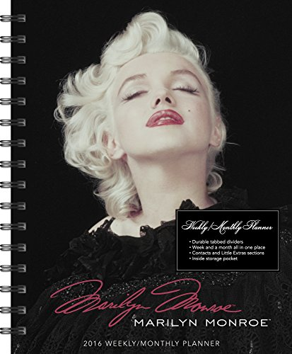 Marilyn Monroe Weekly and Monthly Planner (2016)