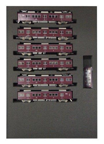 Nゲージ 4309 阪急6000系 旧塗装 神戸線 基本6両編成セット (動力付き) (塗装済完成品)