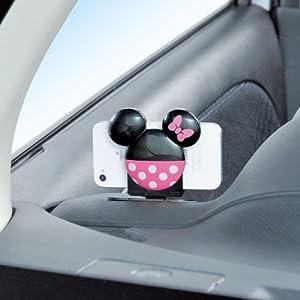セイワ(SEIWA) Disney スマートフォンスタンド ミニーマウス DY22