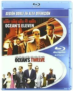 Pack: Ocean's Eleven + Ocean's Twelve (Blu-Ray) (Import) (2011) George Cloon