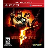Resident Evil 5 - PlayStation 3by Capcom
