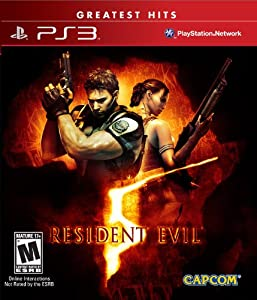 Resident Evil 5 - Playstation 3