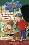 img - for The Case of the Groaning Ghost (Jigsaw Jones Mystery, No. 32) book / textbook / text book
