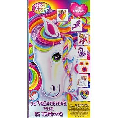 Lisa Frank Rainbow Valentine Cards For Kids