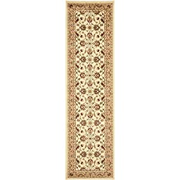 Safavieh Lyndhurst Collection LNH553-1213 Ivory and Beige Runner, 2 feet 3 inches by 8 feet (2\'3\