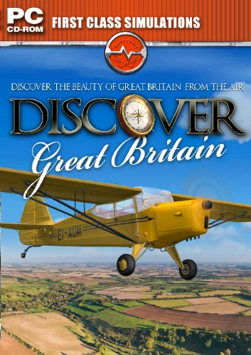 Discover Great Britain for PC CD-ROM (First Class Simulations) (Excalibur Class compare prices)