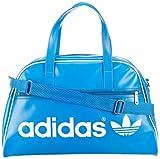 adidas Umhängetasche AC Holdall, Blau/Weiß, 50 X 29 X 17 cm, Z37334