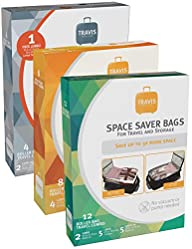 Travis Travel Gear Space Saver Bags….