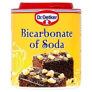 Dr Oetker Bicarbonate Of Soda 4x200g Grocery
