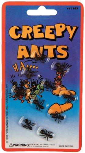 Creepy Ants (Pack of 3)