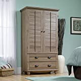 Sauder Harbor View Armoire