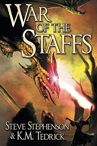 War of the Staffs by Steve Stephenson