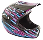 iXS Phobos Spider helmet black-purple...