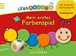 Lernraupe: Mein erstes Farbenspiel (K...