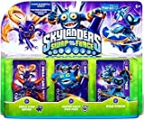 Skylander Swap Force Exclusive Spyro Fizz Strike 3 Pack Set