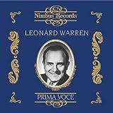 Prima Voce ~ Leonard Warren