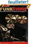 Mike Clark Funk Drumming Drums Book/Cd