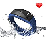 Fitness Tracker, Riversong NEU-VERSION Bluetooth...