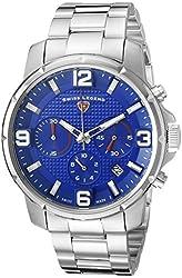 Swiss Legend Men's 16525SM-33 Legasea Stainless Steel Watch