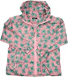 Kids Butterfly Pack Away Rain Mac Ful...