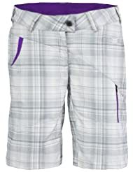 Scott Cutlass Bicycle Shorts Grey Plaid