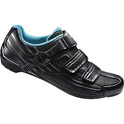 Shimano SH-RP300 Cycling Shoe - Women\'s Black, 41.0