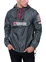 Geographical Norway Chaqueta Impermeable Boogee (Antracita)