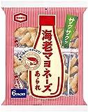 亀田製菓 海老マヨネーズあられ 80g×12袋