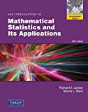 Richard J. Larsen An Introduction to Mathematical Statistics and Its Applications