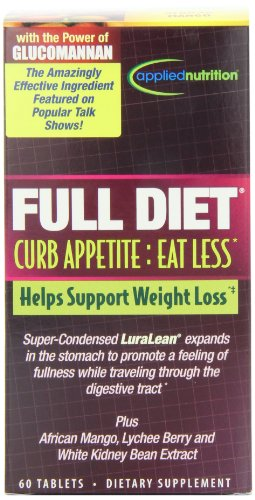 Applied Nutrition Full Diet, 60 Count