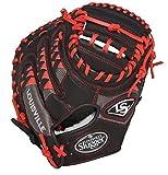 Louisville Slugger FGHDSR5 HD9 Scarlet Fielding Glove (Catcher), Right Hand Throw