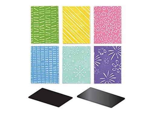 Sizzix Texturz Starter Kit- (Sizzix Texture Starter Kit compare prices)