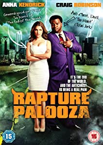 Rapture - Palooza [DVD]