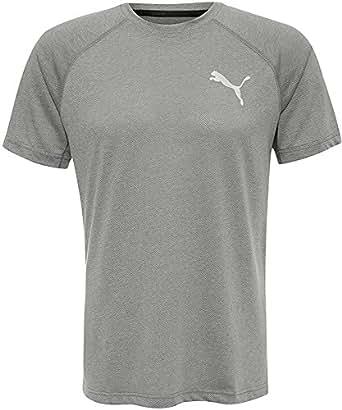 Puma Men 39 S Round Neck Cotton T Shirt 4056205882671