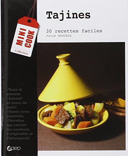 Tajines - 30 recettes faciles