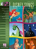 Disney Songs - Piano Duet Play-Along Volume 6 - BK+CD