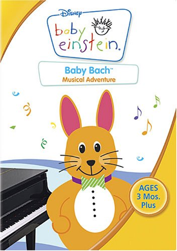 Baby Einstein - Baby Bach - Musical Adventure