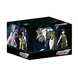 Mobile Suit Gundam Wing Collector's Ultra Edition Blu-ray [Blu-ray]