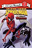 John Sazaklis Spider-Man Versus Venom (I Can Read - Level 2 (Quality))