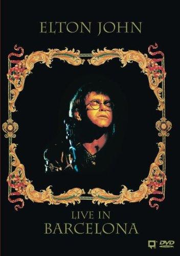 Elton John - Live in Barcelona - Zortam Music