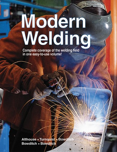 Modern Welding - Hard-cover - Goodheart-Willcox Co - 1566379873 - ISBN:1566379873