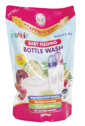 Farlin 700 Ml Feeding Bottle Refil Cleaning Fluid