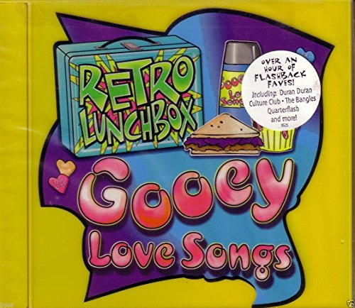 Cock Robin - Retro Lunchbox: Gooey Love Songs - Zortam Music