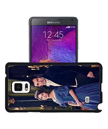 Samsung Galaxy Note 4 Custodia Victoria TV Serien Ultra Protettiva Samsung Galaxy Note 4 Custodia Case Cover, Shell Personalized Design TV Show Samsung Galaxy Note 4 Custodia Cover