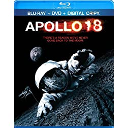 Apollo 18 (Blu-ray/DVD + Digital Copy)