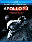 Cover art for  Apollo 18 (Blu-ray/DVD + Digital Copy)