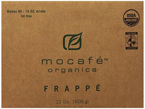 Organic Dominican Mocha Frappe