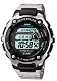 CASIO Wrist Watches:Casio Men's WV200DA-1A Multi-Task Gear Waveceptor Sports Watch