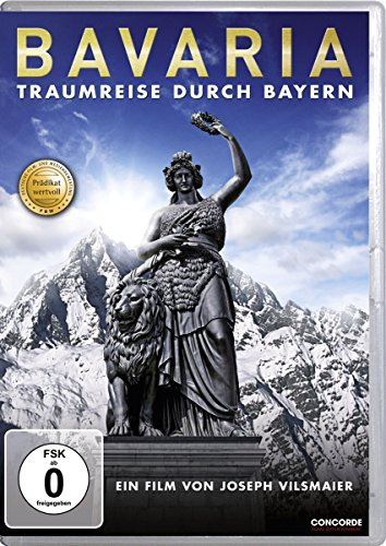 bavaria-traumreise-durch-bayern-dvd-import-anglais