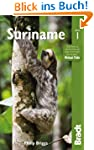 Suriname (Bradt Travel Guide Peruvian...